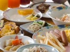 朝食は和食・洋食お好みで